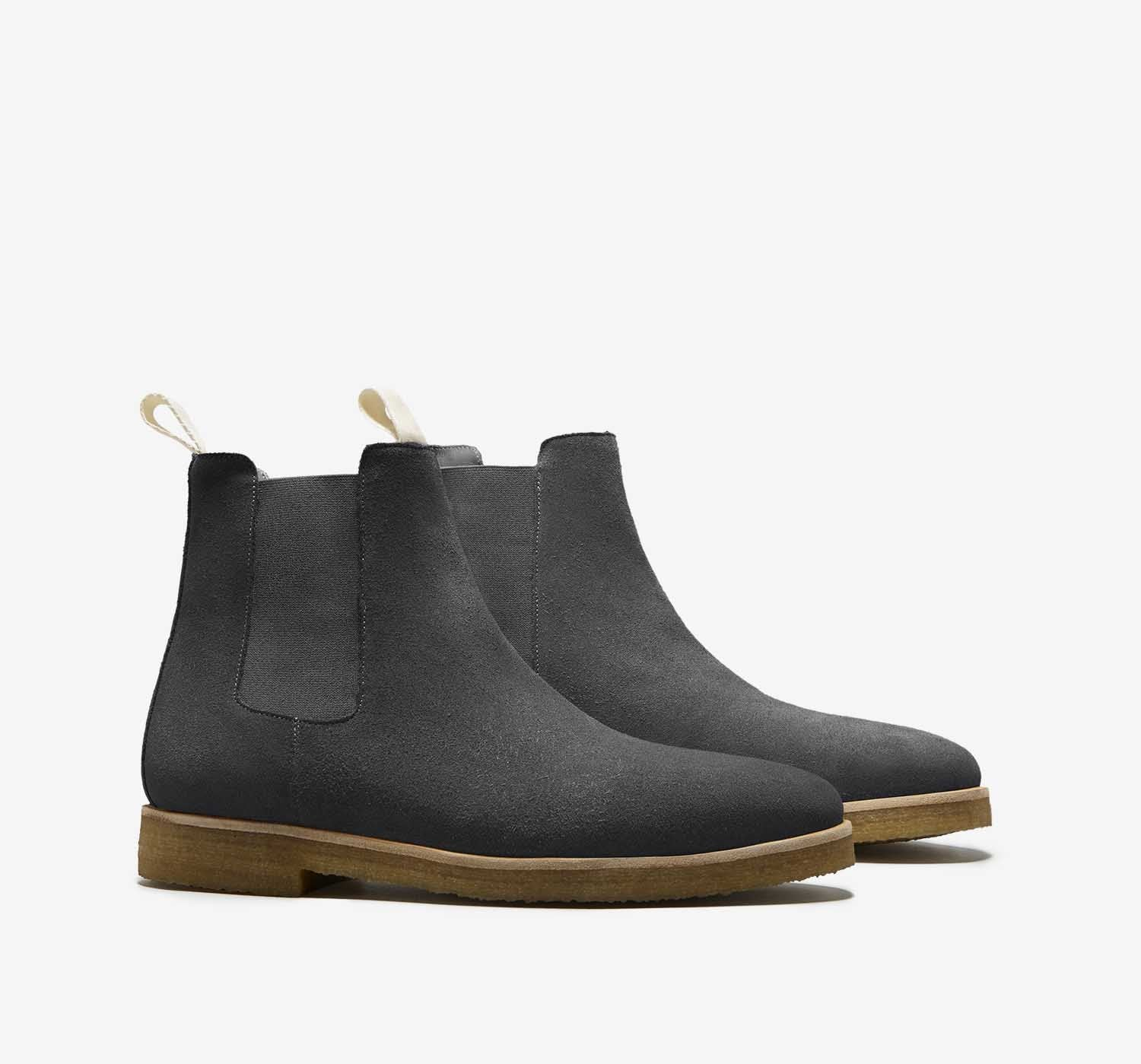 Chelsea Boot | Ash