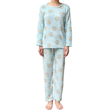 Load image into Gallery viewer, Women fried egg Pajamas Set