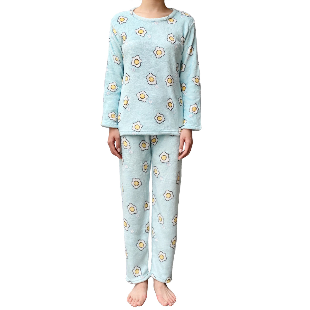 Women fried egg Pajamas Set