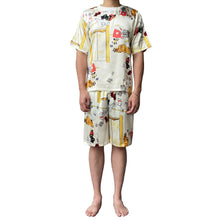Load image into Gallery viewer, Men Lazy Dolphins Elephant Pajamas Set