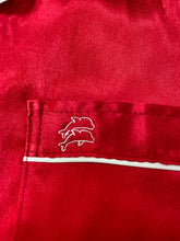 Load image into Gallery viewer, Embroidered Lazy Dolphin logo at chest pocket