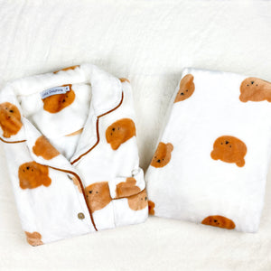 Couple Teddy Lounge Set (Women)
