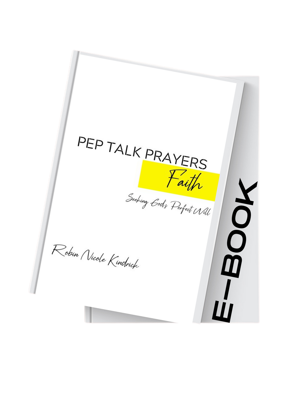 PEP TALK PRAYERS ON FAITH eBOOK - Download
