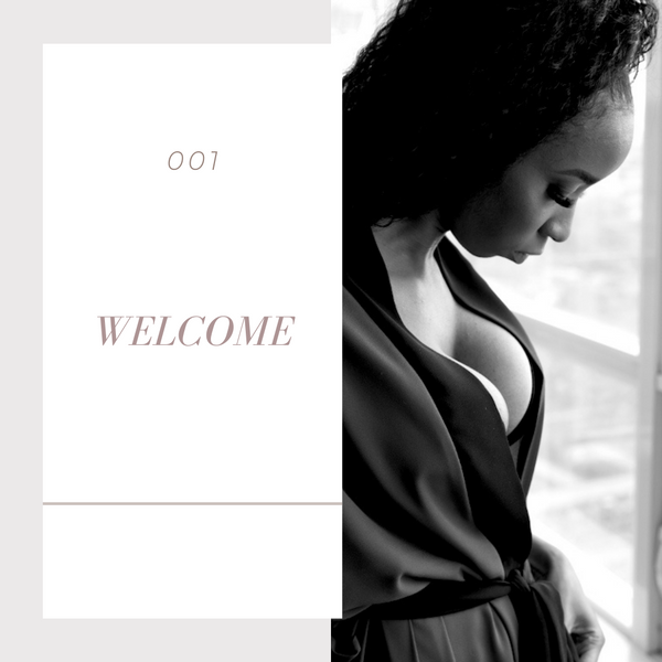 01 - Welcome