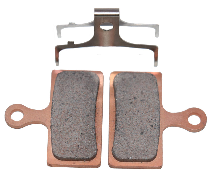 DH PRO - DP BRAKES Down Hill Sintered Disc Brake Pads for Shimano M985, 2011