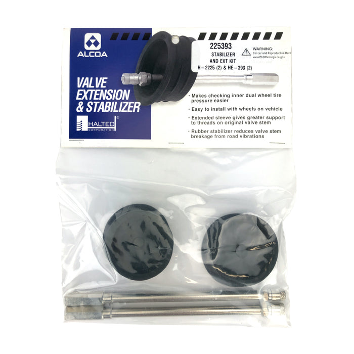 Alcoa 225393 Stabilizer Extension Kit for 22.5 wheel center hole H-2225 HE-393