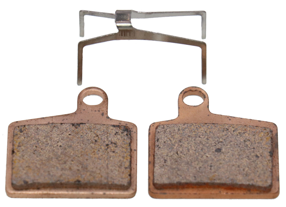 XC PRO - DP BRAKES X-Country Sintered Disc Brake Pads for Hayes Stroker Ryde