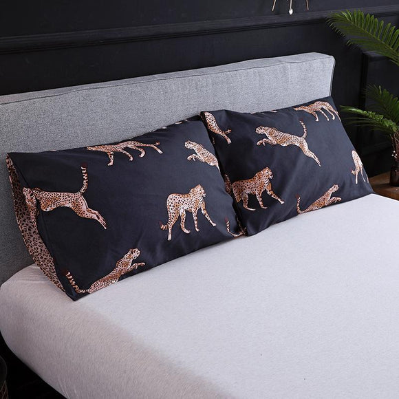 Leopard Pillowcases #LB012