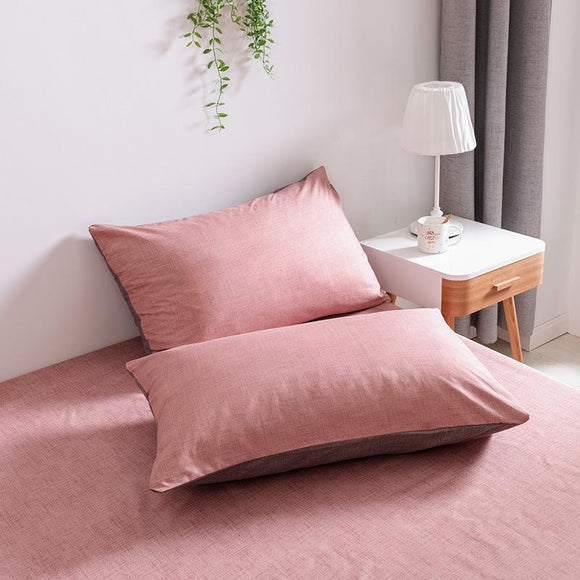 Ins Skin Texture Pillowcases #LB018
