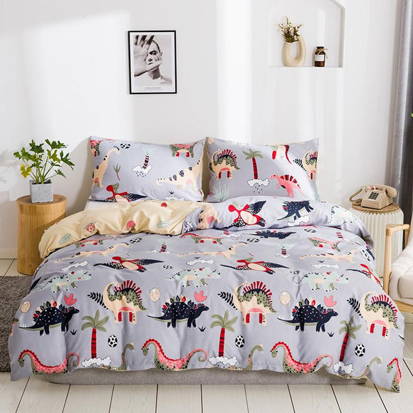Lovely Cartoon Dinosaur Kids Pillowcases #LB014