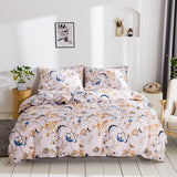 Flower Painting Duvet Cover Sets #LB047