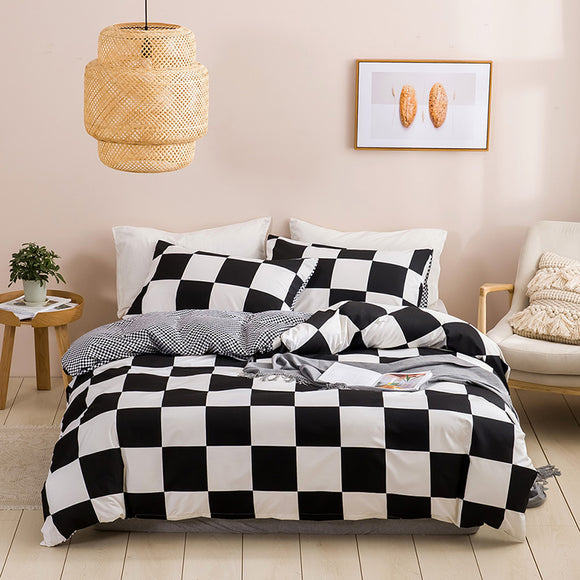 Chessboard Duvet Cover Sets