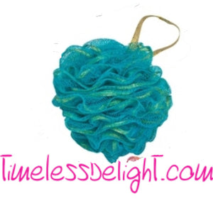 Timeless Delight Shower Puff