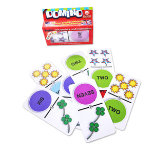 Dominó Number Association - Educatodo  - Dominó