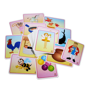 Flash Cards Vocabulario - Educatodo  - Juego de mesa