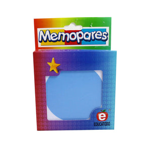 Memopares de Colores - Educatodo  - Memopares
