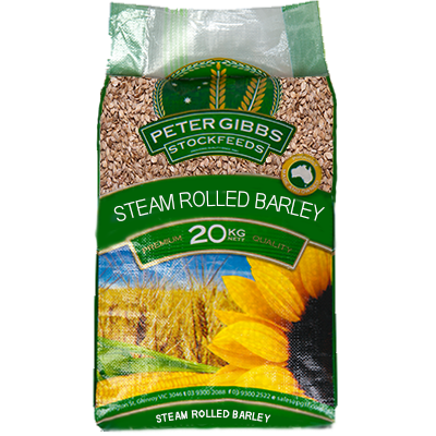 Steamed & Rolled Barley 20kg