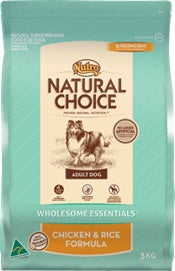 Nutro Adult Chicken & Rice 3kg