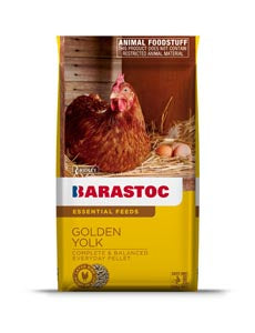 Barastoc Golden Yolk Layer Pellet 20kg