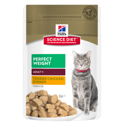 Hills Cat Adult Perfect Weight 1.3kg