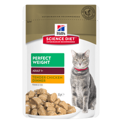 Hills Cat Adult Perfect Weight 3.17kg