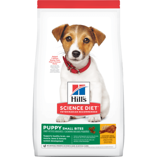 Hills Dog Puppy Healthy Development Small Bites 7.03kg