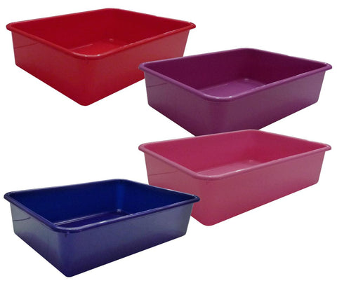 Cat Litter Tray Deep 44x31xH11cm