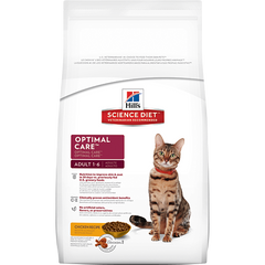 Hills Cat Adult Optimal Care 2kg