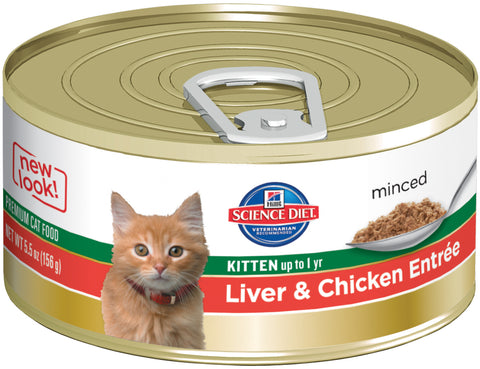 Hills Kitten Health Development 24X156G