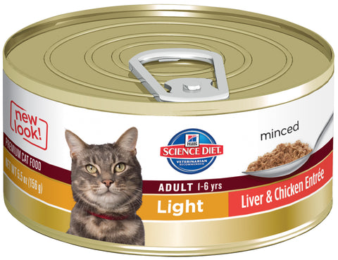Hills Cat Light 24X156G