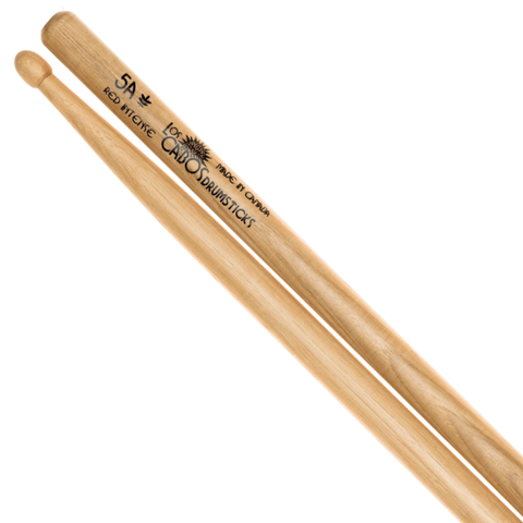 Baquetas 5a red hickory intense - GYBX