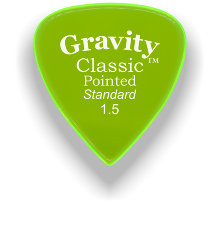 CLASSIC POINTED STANDARD 1.5MM  MASTER - GYBX