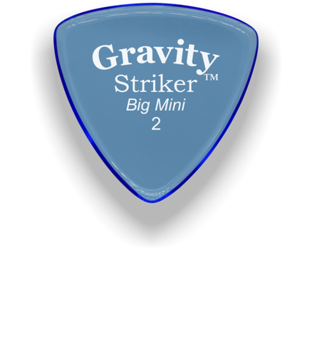 STRIKER BIG MINI 2MM POLISH