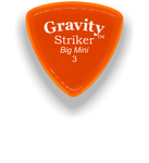 STRIKER BIG MINI 3MM ORANGE POL - GYBX