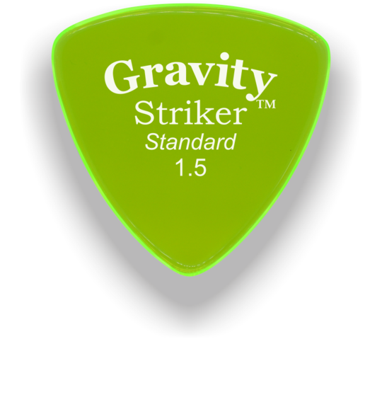 Striker standard green master 1,5mm - GYBX