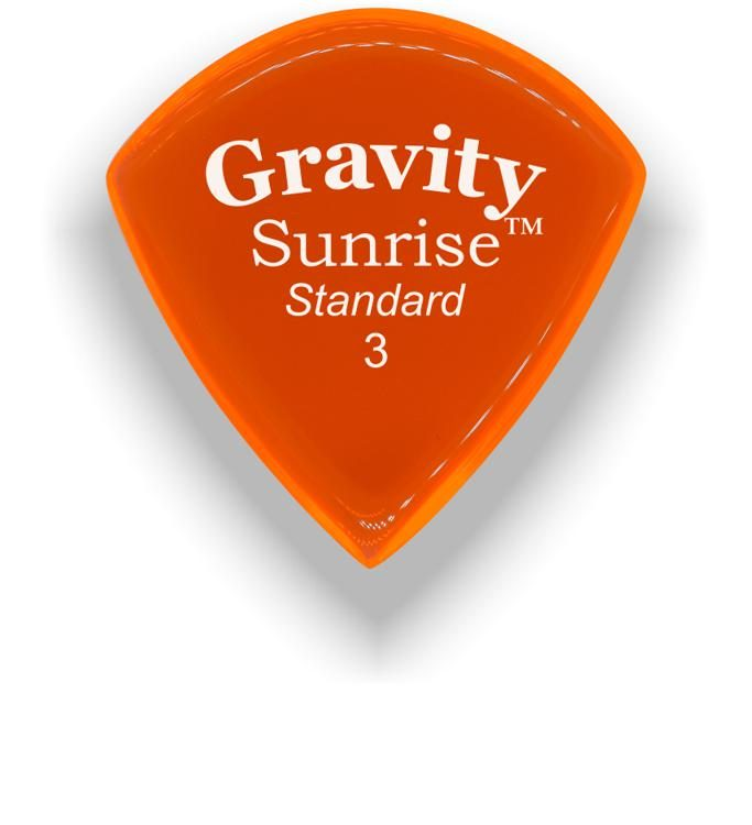 GRAVITY - ACC -  SUNRISE STANDARD 3MM  POLISHED