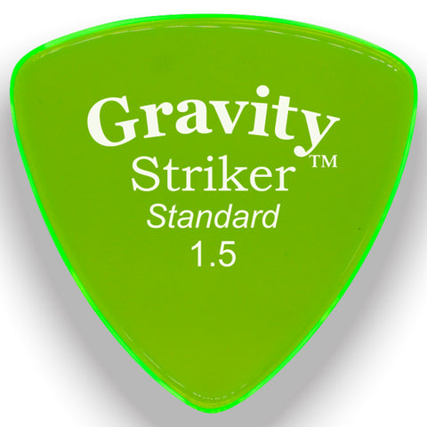 GRAVITY - ACC -  STRIKER STANDARD 1.5MM FL.  POLISHED