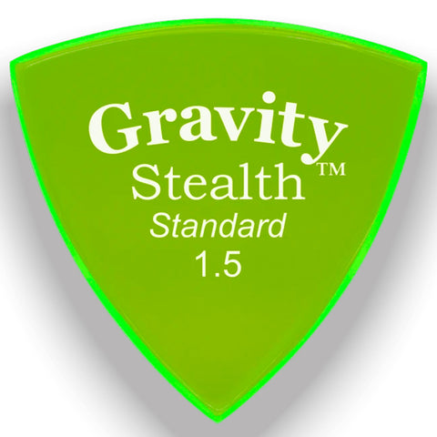 GRAVITY - ACC -  STEALTH STANDARD 1.5MM  POLISHED FL.
