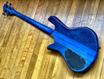 SPECTOR LEGEND 4 NECK THRU PJ FADED BLUE - GYBX