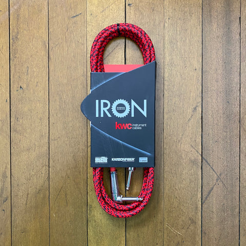 IRON TEX ANGLE 4.57 MTS ROJO