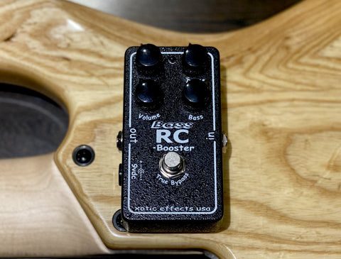 RC BASS BOOSTER
