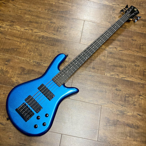 SPECTOR PERFORMER 5 METALIC BLUE - GYBX
