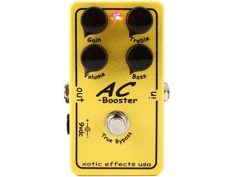 AC BOOSTER OVERDRIVE - GYBX