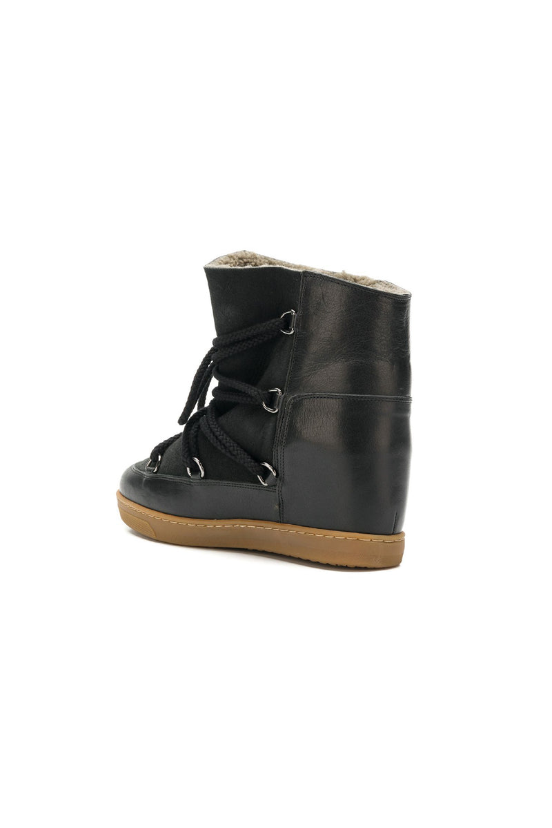 NOWLES SUEDE BOOTS
