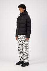 JOEY PUFFER JACKET - BLACK