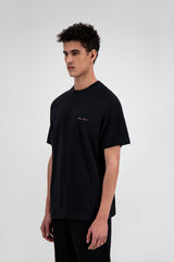 UNIFORM TEE BLACK