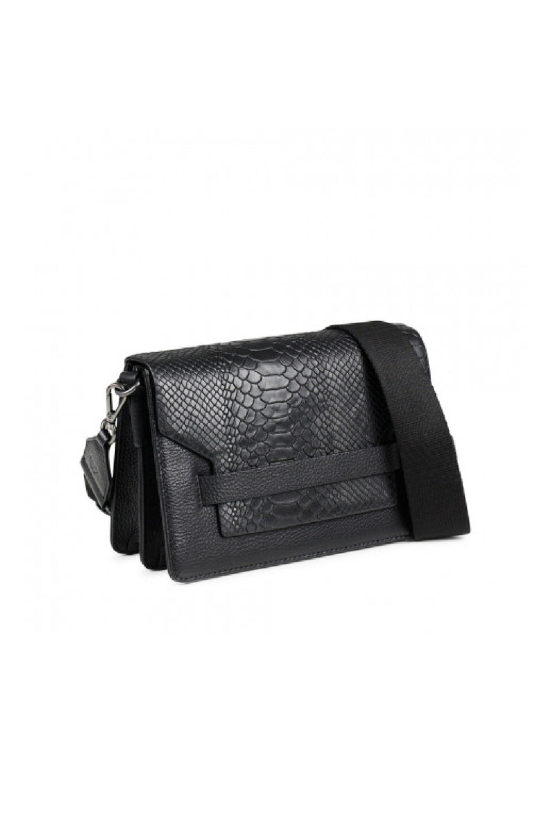 ARABELLA CROSSBODY BAG, SNAKE