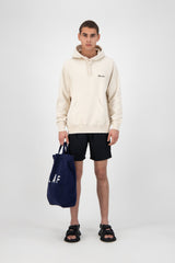 UNIFORM HOODIE ECRU HEATHER