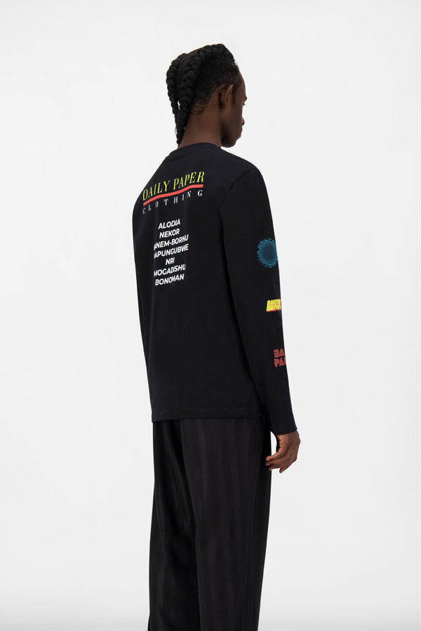 BLACK JEFF LONGSLEEVE