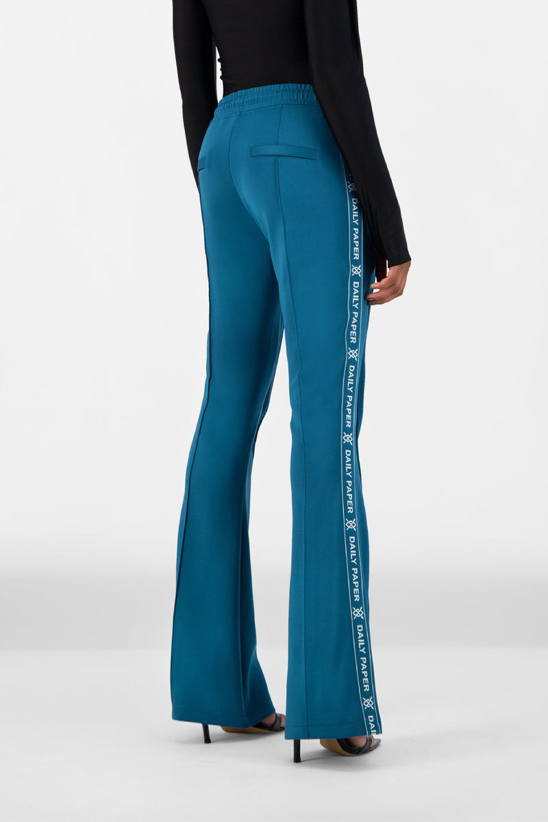 INK BLUE ETAPE FLARE PANTS